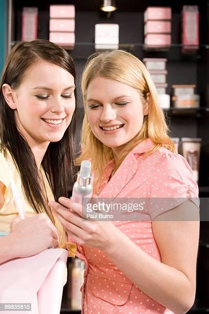 Women Shopping in Retail Store
