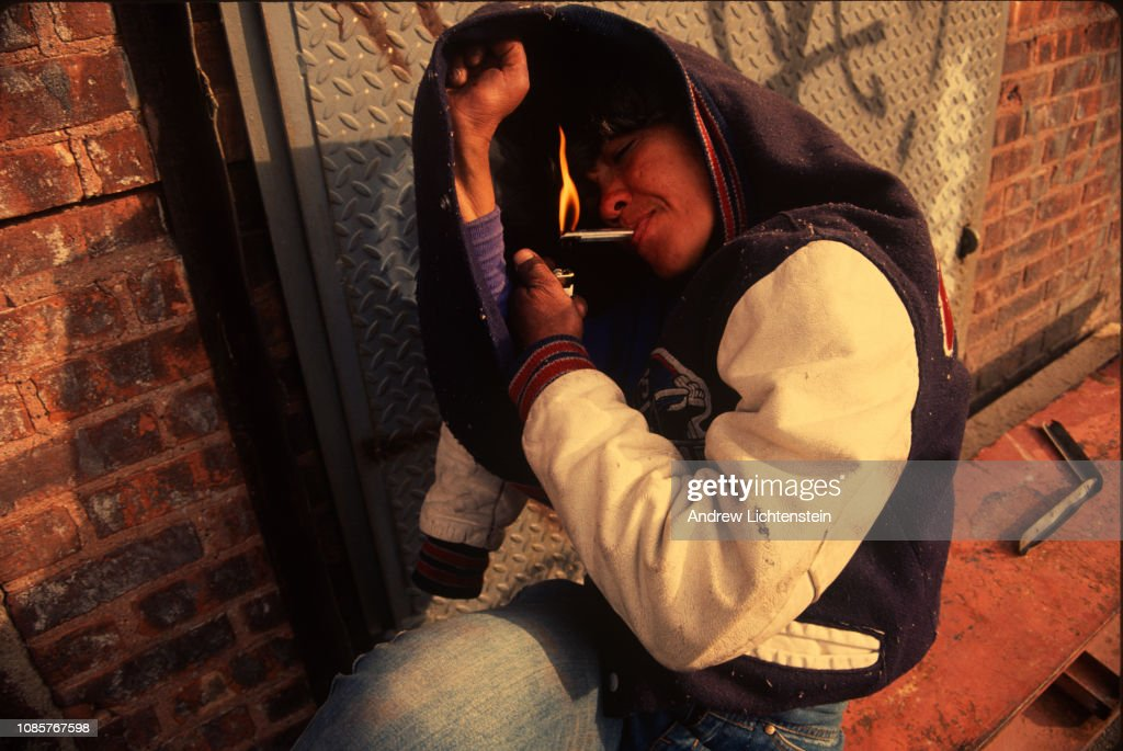 Crack epidemic : News Photo