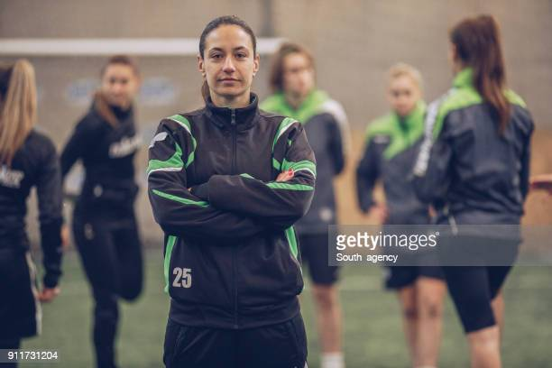 women soccer player - sports activity stock pictures, royalty-free photos & images