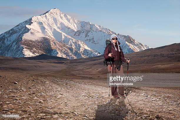 Women Trekker