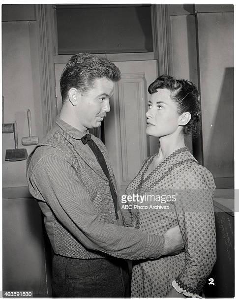 EARP Women Trouble Airdate December 17 1957 MASON