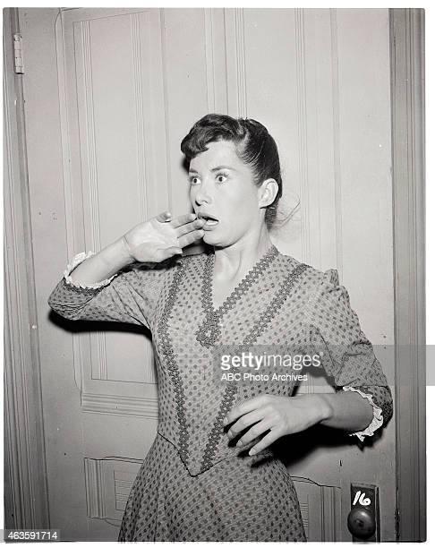 EARP Women Trouble Airdate December 17 1957 NANCY