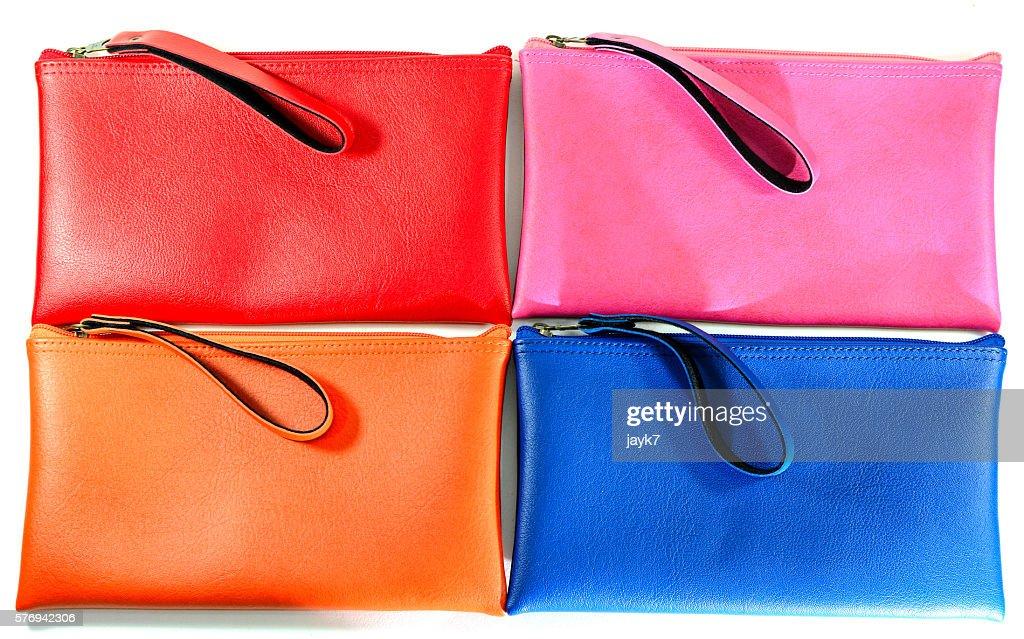 Women Wallet : Stock Photo