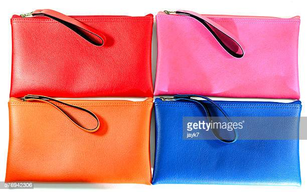 women wallet - leather purse stock pictures, royalty-free photos & images