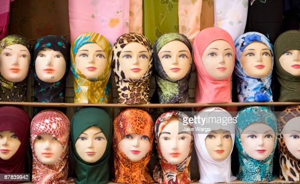 women wear in israel market - jake warga stock pictures, royalty-free photos & images