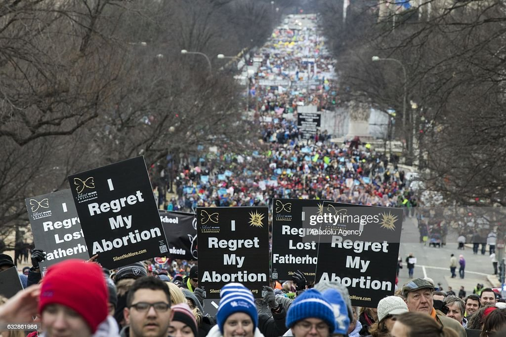 March for Life in Washington : News Photo