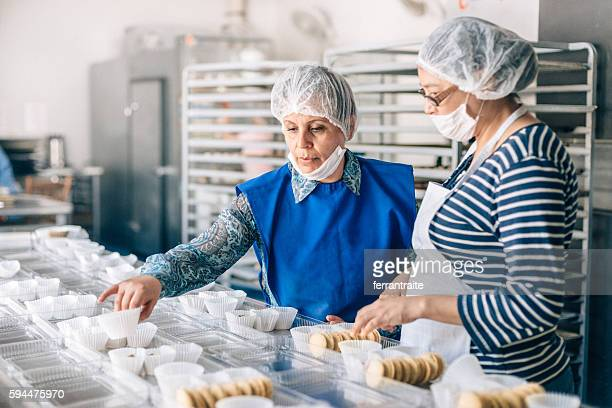 Women working together at Bakery Workshop