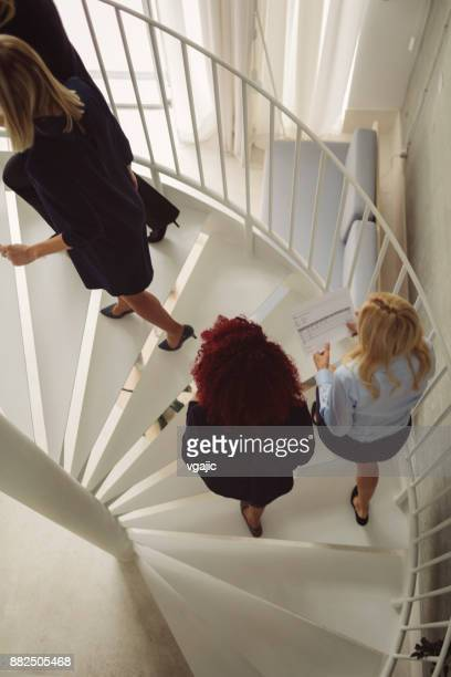 Women Working Together