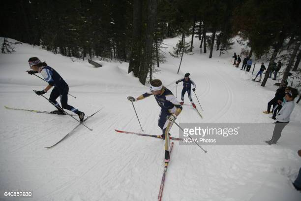 Women's 15k classic as part of the Men's and Women's Skiing Championships held at Bohart Ranch Cross Country Ski Center in Bozeman MT Sean...