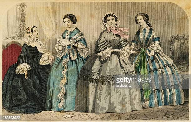 Women's 19th Century Fashion