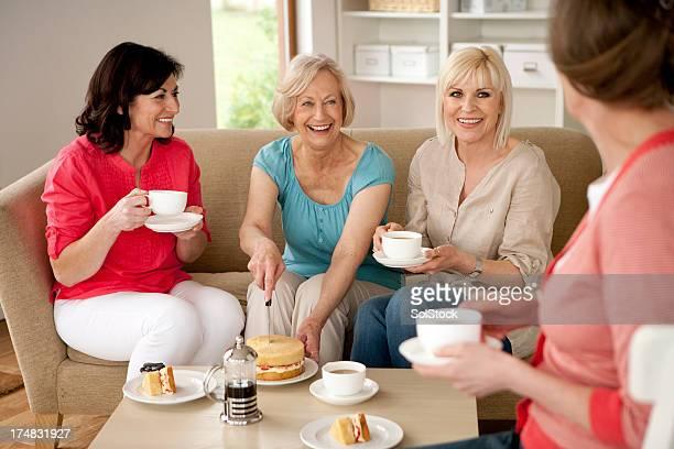 Womens Afternoon Tea