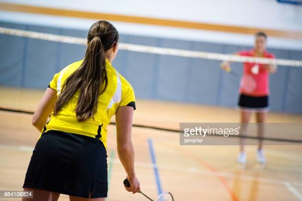 Women's badminton