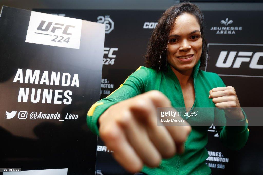 UFC 224: Ultimate Media Day : News Photo