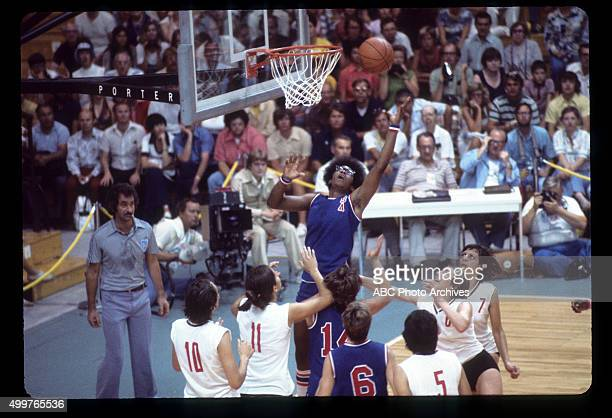 OLYMPICS Women's Basketball The 1976 Summer Olympic Games aired on the ABC Television Network from July 17 to August 1 1976 Shoot Date July 20 1976...