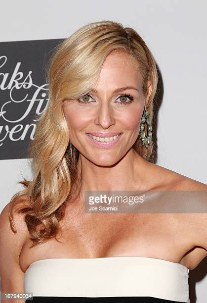 "Women's Cancer Research Fund CoFounder Jamie Tisch attends EIF Women's Cancer Research Fund's 16th Annual ""An Unforgettable Evening"" presented by..."
