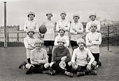 Womens football team in paris on january 30 1921 picture id526780572?s=170x170