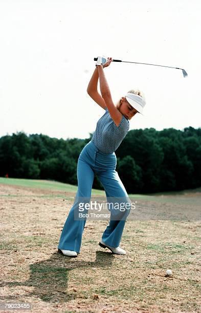 Womens Golf Laura Baugh USA Circa 1970