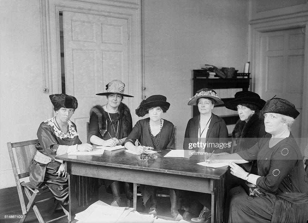Delegates to Choose Twelve Greatest Women : News Photo