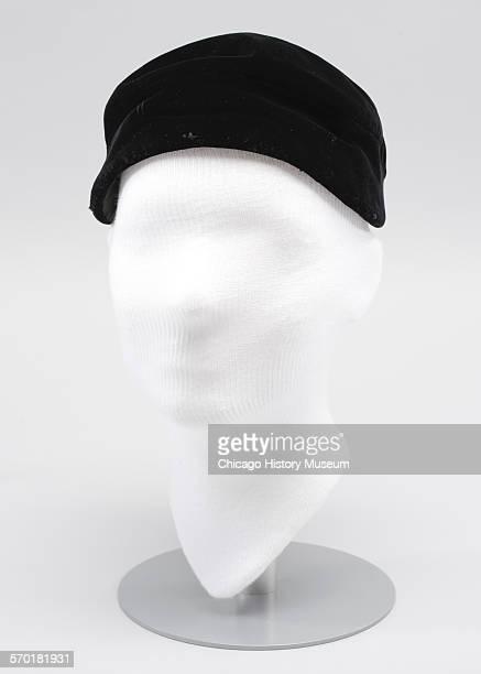 Women's hat worn by Bertha Palmer nineteenth or twentieth century