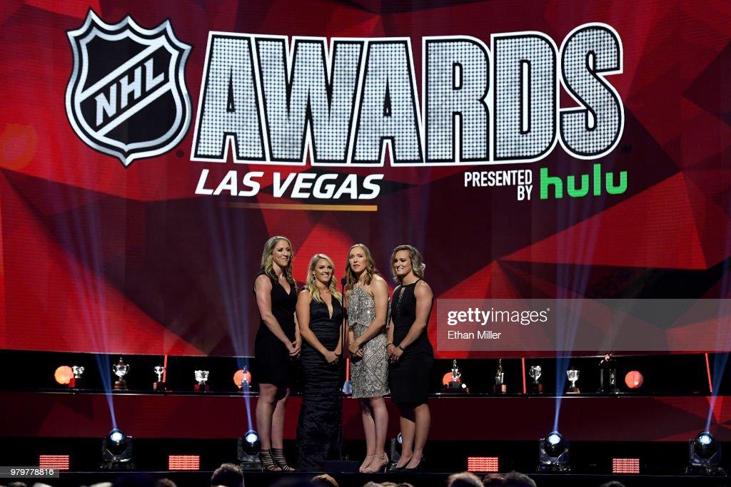 2018 NHL Awards