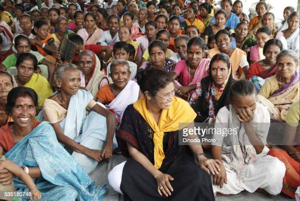 Women's movement in Bongaigaon, Assam, India.