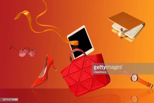 women's personal items - wrist watch stock pictures, royalty-free photos & images