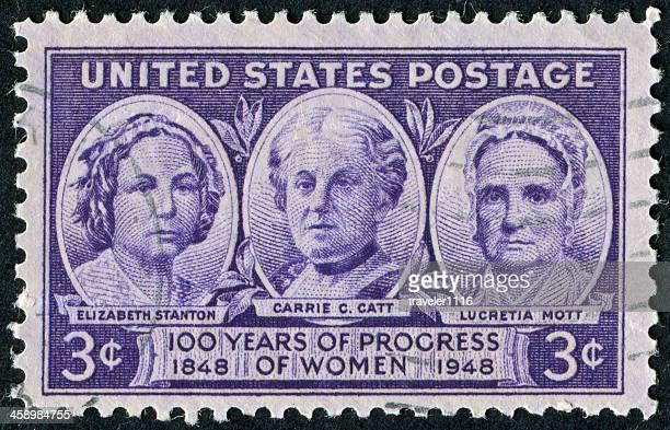 Women's Progress Stamp