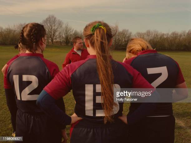 women's rugby - man made object stock pictures, royalty-free photos & images