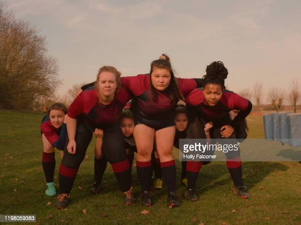 women's rugby - showus stock pictures, royalty-free photos & images