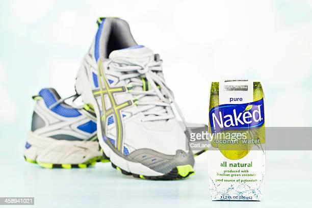 Donna Running Essentials: Scarpe sportive e Cocount acqua