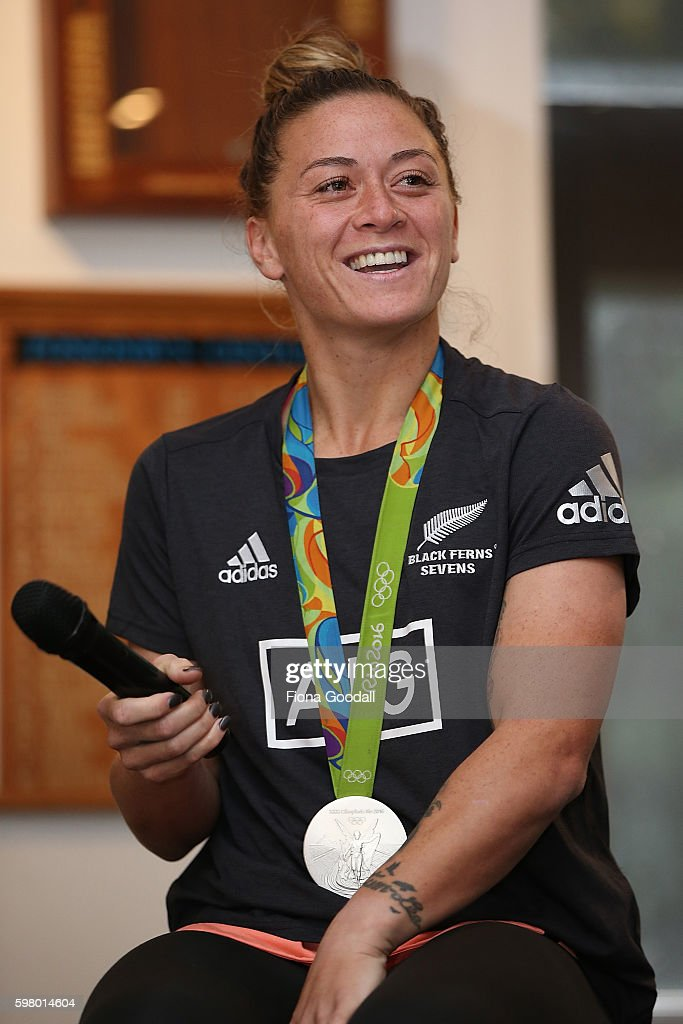 New Zealand Rugby Women's Sevens Olympic Medallist Tour