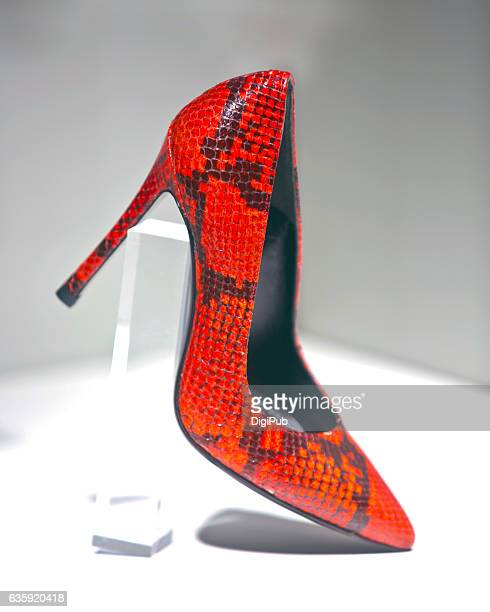 Women's Snakeskin shoe