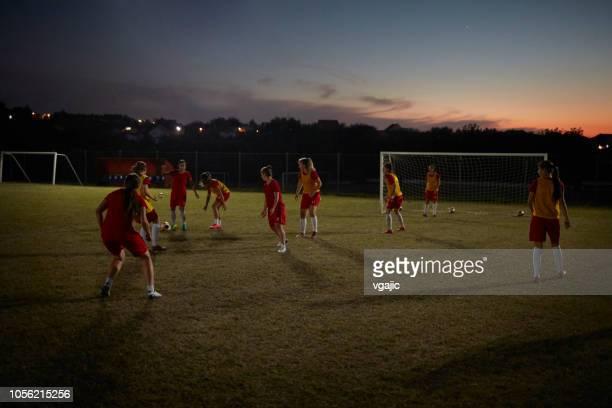 selección femenina de fútbol - fútbol femenino fotografías e imágenes de stock