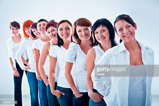 Équipe de femmes