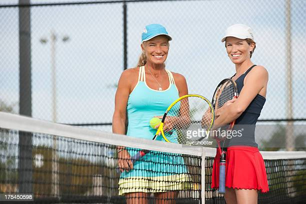 Women's tennis series