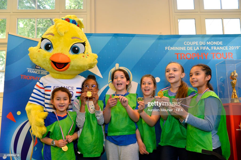 FRA: National Trophy Tour: Paris - FIFA Women's World Cup France 2019