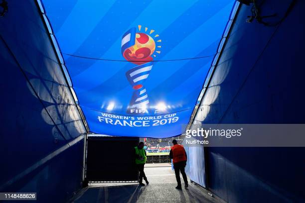 Women's World Cup France group A match between France and Korea Republic at Parc des Princes on June 7 2019 in Paris France