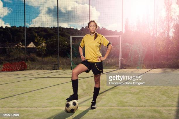 women'soccer - football player stock pictures, royalty-free photos & images