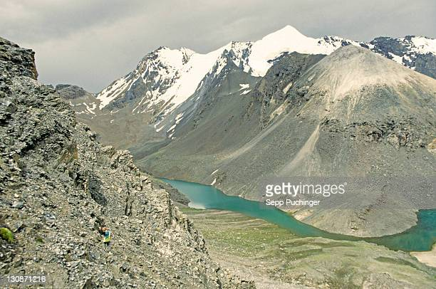 wonder of natur on the edge of the himalaya china - natur stock pictures, royalty-free photos & images