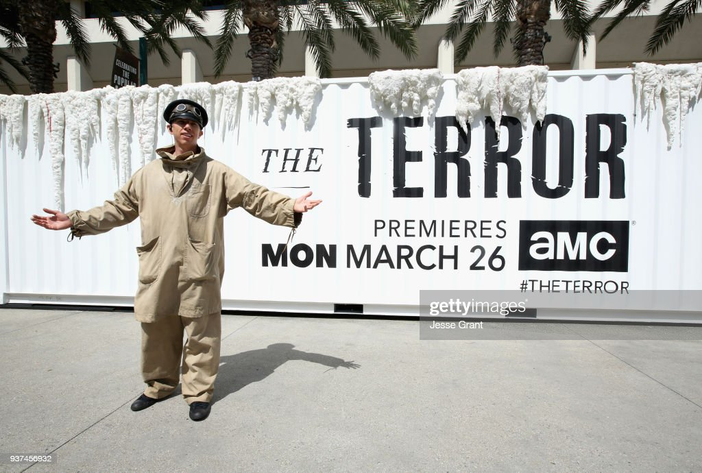 AMC WonderCon: Terror in a Box