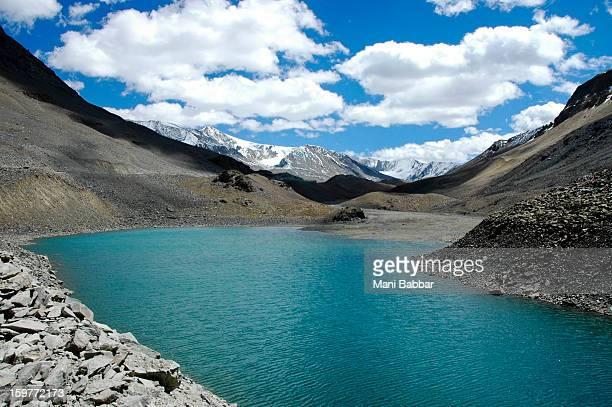 Wonderful lakes of Himalayas