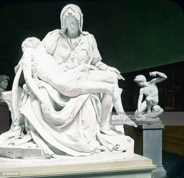 A wonderful plant possesses Florence under his immense treasures in the Pieta of Michelangelo huge that he had intended for his grave monument The...