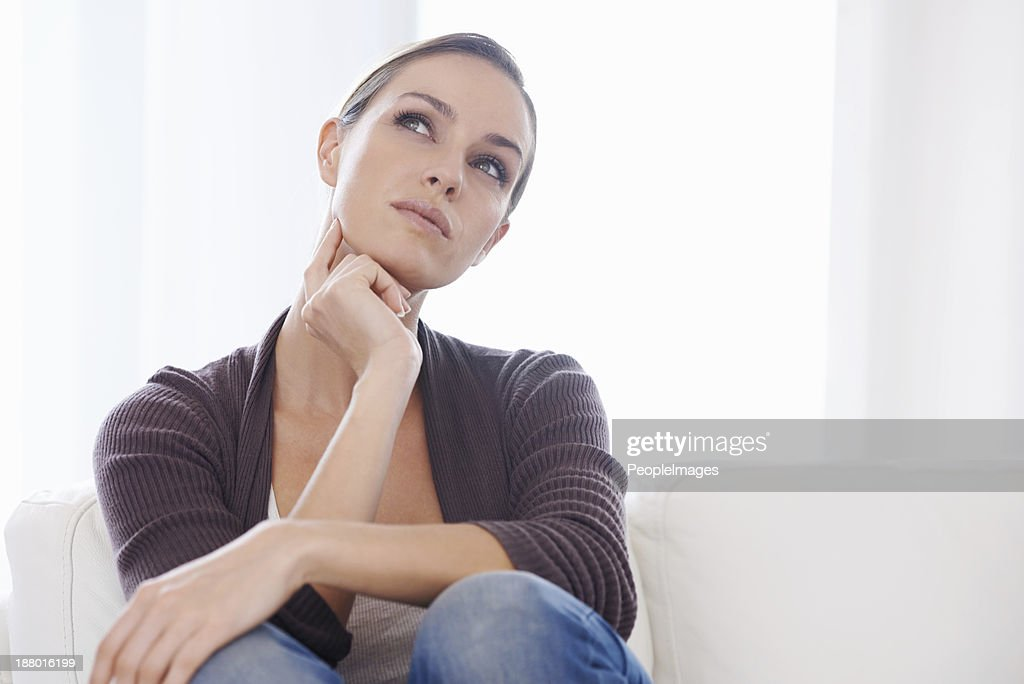 Wondering... : Stock Photo