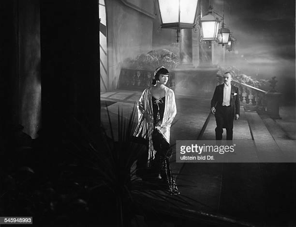 Wong Anna May *eigentl Wong Liu TsongSchauspielerin Filmschauspielerin USAPorträt aus dem Film 'Grossstadtschmetterling / Asphaltschmetterling / City...