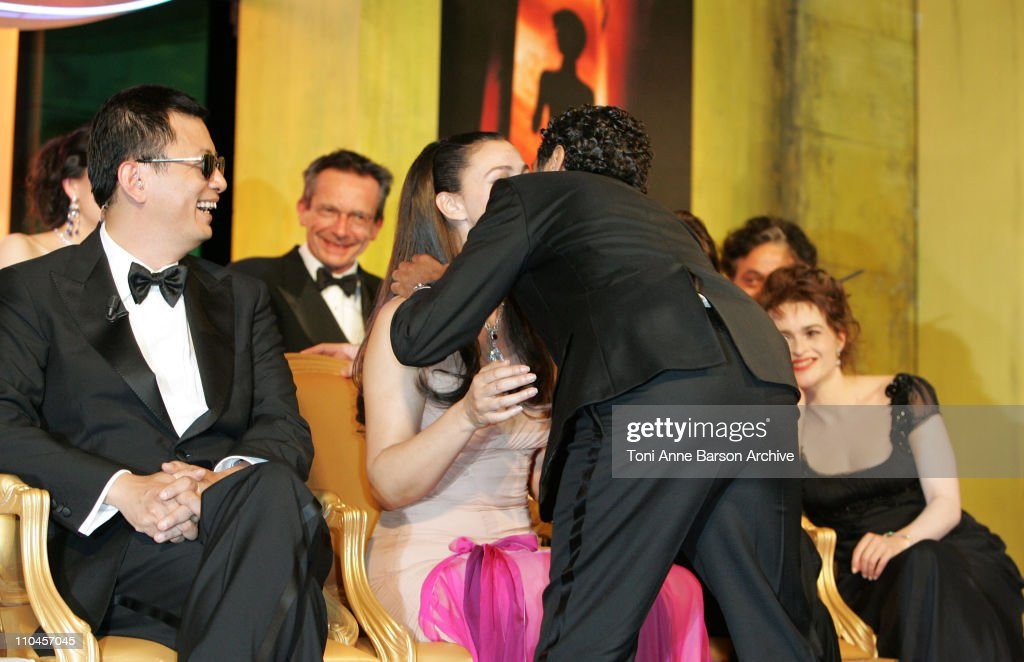 2006 Cannes Film Festival - Palme D'Or - Ceremony