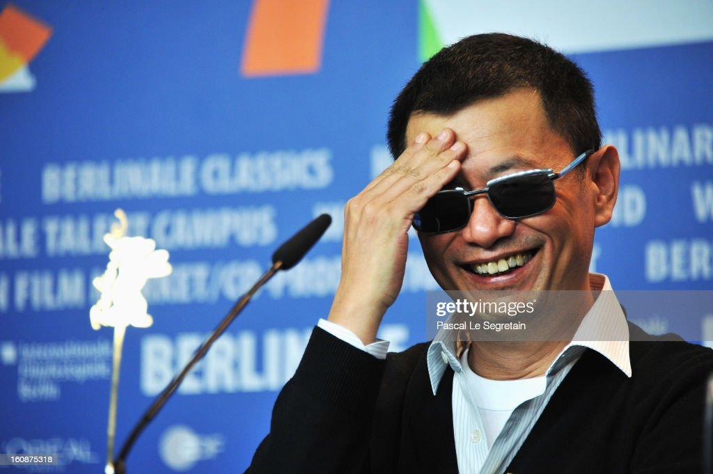 Wong Kar-Wai attends 'The Grandmaster' Press Conference during the 63rd Berlinale International Film Festival at the Grand Hyatt on February 7, 2013 in Berlin, Germany.