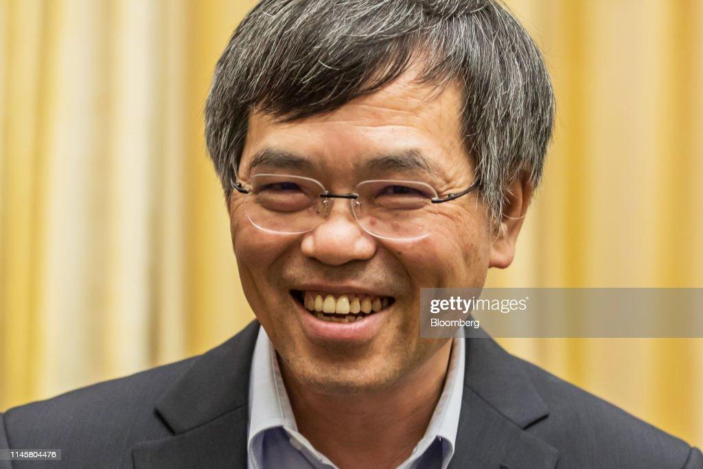HKG: Lenovo CFO Wong Wai Ming Interview