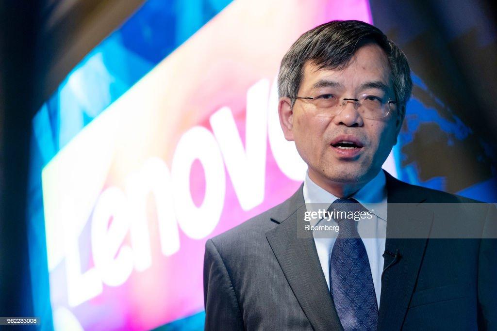 Lenovo CFO Wong Wai Ming Interview