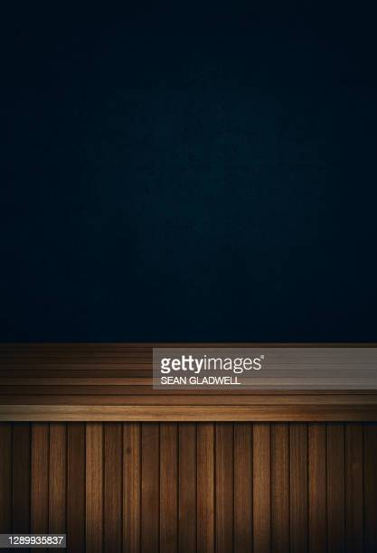 wood and wall background - wood material stock pictures, royalty-free photos & images