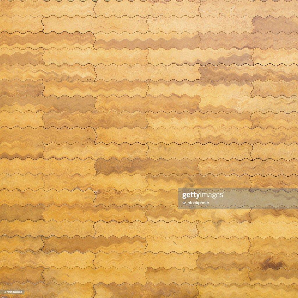 wood block wall texture stock photo